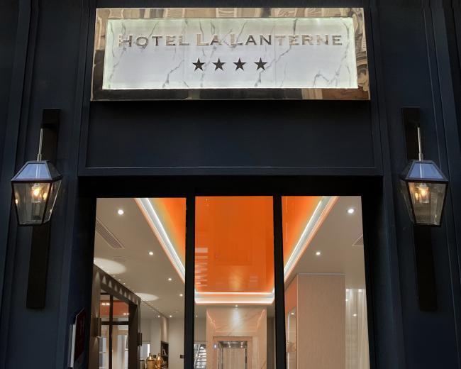 Hôtel La Lanterne - Petit déjeuner